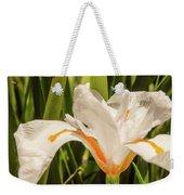 Flower In The Grass Weekender Tote Bag