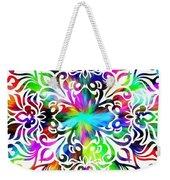 Flower Mandala 4 Weekender Tote Bag