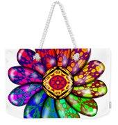 Flower Mandala 6 Weekender Tote Bag