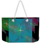 Flower Mirrors Weekender Tote Bag