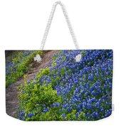 Flower Mound Weekender Tote Bag