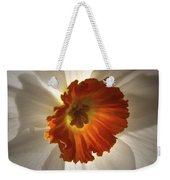 Flower Narcissus Weekender Tote Bag