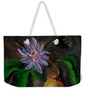 Flower Of Christ Weekender Tote Bag