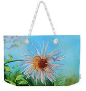 Flower Of Love  Weekender Tote Bag