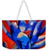 Flower Of My Heart Weekender Tote Bag
