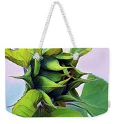 Flower Of The Sun Weekender Tote Bag