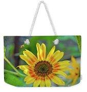 Flower Of The Sun Weekender Tote Bag