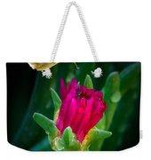 Flower-p Weekender Tote Bag