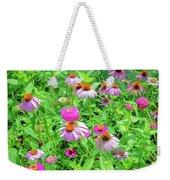 Flower Patch Weekender Tote Bag