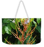 Flower Plants Weekender Tote Bag
