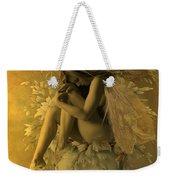Flower Pot Fairy Weekender Tote Bag