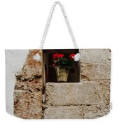 Flower Pot In Niche Weekender Tote Bag
