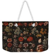 Flower Studies Weekender Tote Bag
