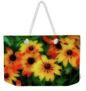 Flower Sunshine Weekender Tote Bag