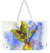 Flower Two Weekender Tote Bag