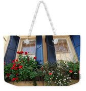 Flower Window In Charleston Sc Weekender Tote Bag