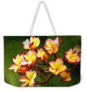 Flowerage Weekender Tote Bag