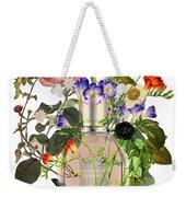 Flowerbomb Notes - By Diana Van Weekender Tote Bag
