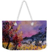 Flowered Landscape 569070 Weekender Tote Bag