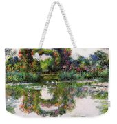 Flowering Arches, Giverny Weekender Tote Bag