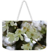 Flowering Cherry Tree 17 Weekender Tote Bag