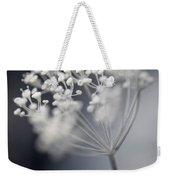 Flowering Dill Cluster Weekender Tote Bag