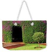 Flowering Garden Weekender Tote Bag