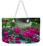 Flowering Landscape Weekender Tote Bag
