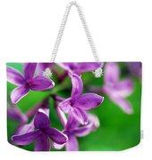 Flowering Lilac Weekender Tote Bag