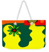 Flowering Melody 2 Weekender Tote Bag