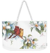 Flowering Season II Weekender Tote Bag