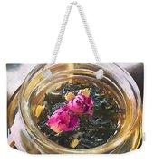 Flowering Tea  Weekender Tote Bag