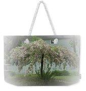 Flowering Tree By Earl's Photography Weekender Tote Bag
