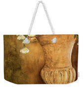 Flowering Urn Weekender Tote Bag