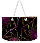 Flowering Vine Weekender Tote Bag