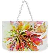 Flowers 005 Weekender Tote Bag