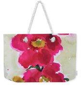 Happiness Blooms Weekender Tote Bag
