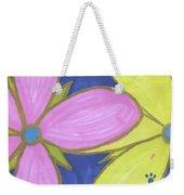 Flowers-9 Weekender Tote Bag