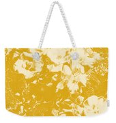 Flowers Abstract 3 Weekender Tote Bag