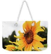 Flowers And The Bees Weekender Tote Bag