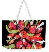 Flowers, Art Collage Weekender Tote Bag