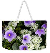 Flowers Etc Weekender Tote Bag