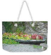 Flowers Floating Weekender Tote Bag