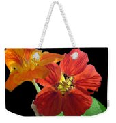 Flowers For Ebie Weekender Tote Bag
