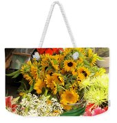 Flowers For Sale Weekender Tote Bag