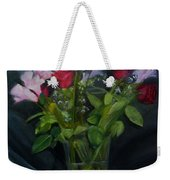 Flowers For Sarah Weekender Tote Bag