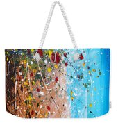 Flowers For The Bees Weekender Tote Bag
