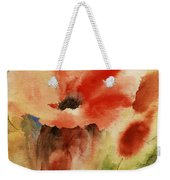 Flowers For You Weekender Tote Bag by Draia Coralia