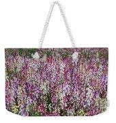 Flowers Forever Weekender Tote Bag