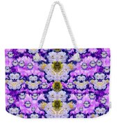 Flowers From Sky Bringing Love And Life Weekender Tote Bag